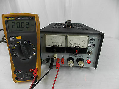 Trygon Power Supply Model Hr20-10