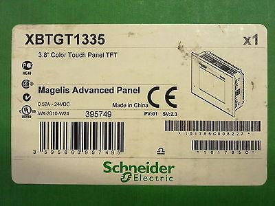 Schneider Electric Modicon Magelis Xbt Gt1335 Xbtgt1335