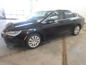 2016 Chrysler 200 LX- PUSH BUTTON START- POWER OPTIONS- CRUISE!