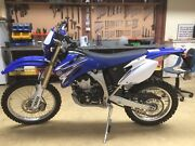 Yamaha WR250F 2008 As New 1000kms O'Connor Fremantle Area Preview