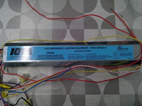 Iota I-320 TBTS Series Emergency Ballast **Free Shipping**