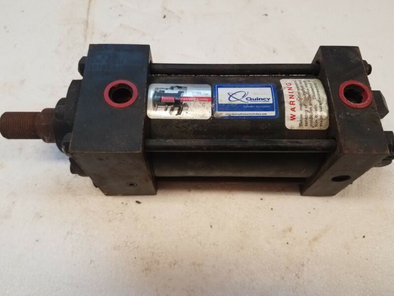 Quincy Ortman 19134-05 Hydraulic Cylinder 2.50 x 3.00 c2e 1150 PSI