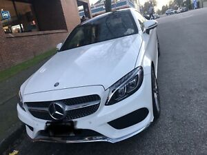 Benz c300 4 matic lease takeover