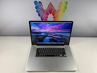 Apple MacBook Pro 17 Quad Core i7 PRE-RETINA UPGRADED 16GB RAM 1TB SSD HYBRID