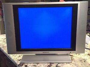 """Flatscreen Television 20"""" Electrohome"""