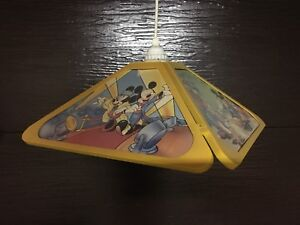 Lampe suspendue Mickey Mouse