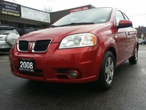 2008 PONTIAC WAVE, LOADED! SUNROOF! MINT CONDITION!! ONLY 104KM!