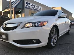 2015 Acura ILX CAMERA|BLUETOOTH|LEATHER|ALLOY WHEELS|CERTIFIED