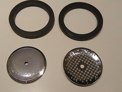 Authentic Marzocco Oem Espresso Maintenance 2 Group Gaskets 2 Screens Italy