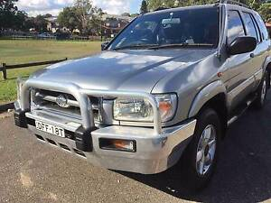 Excellent Condition - 2001 Nissan Pathfinder Ti Wagon Lidcombe Auburn Area Preview