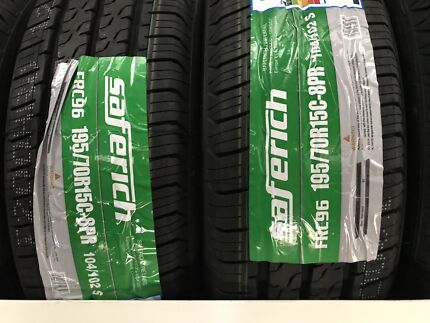 New 195/70R15 C light truck tyres