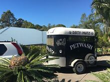Dog wash trailer hydrobath mobile business Bray Park Pine Rivers Area Preview