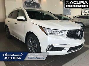 2019 Acura MDX Certified Pre-Owned, Elite, Navigation, Backup Ca