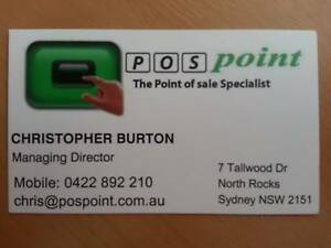 Point of Sale system , Cafe, Restaurant, Retail ,Professional POS Westmead Parramatta Area Preview