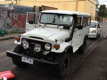 Toyota landcruiser hj47 troopy Coburg North Moreland Area Preview