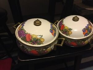 Rare vintage dishes