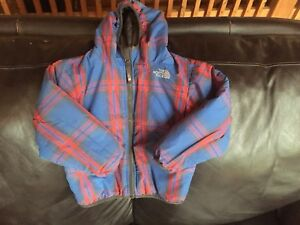 The North Face 3T reversible winter coat