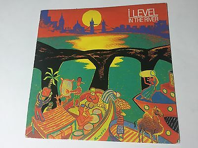 """I-Level - In The River - 7"""" Vinyl Single, 1984 - Virgin VS 681 - EX/EX+"""