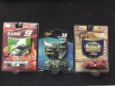 Lot Of 3 Kasey Kahn's Collectible Stock Cars for sale  Shipping to Canada