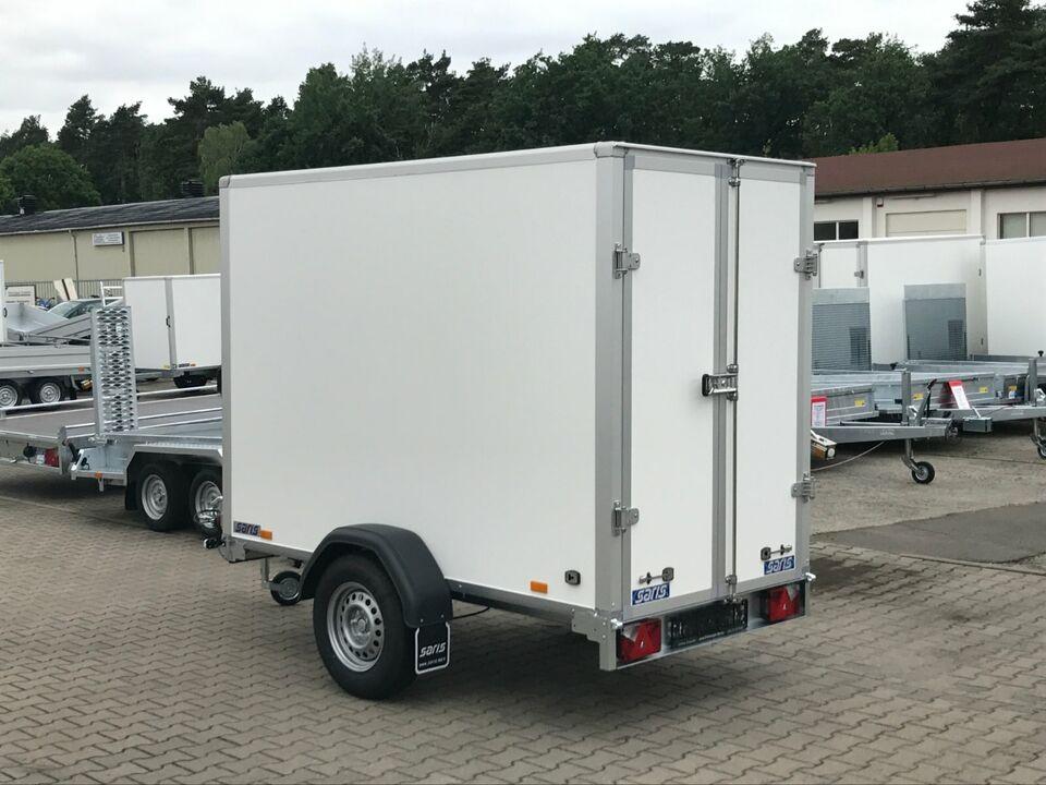 ⭐Anhänger Saris Koffer DV135 1350kg 256x134x180cm Seitentür in Schöneiche bei Berlin