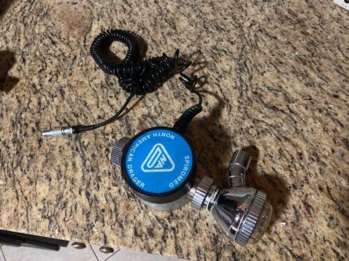 North American Drager SPIROMED 4106362 Electronic Spirometer Sensor exhalation