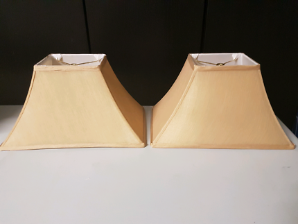 Lamp shade in perth region wa gumtree australia free local new lamp shades 40 for pair keyboard keysfo Gallery