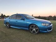 Ford Falcon Ba xr6 turbo Wallan Mitchell Area Preview