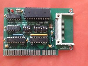 Assembled-amp-Tested-ISA-CompactFlash-Adapter-IDE-for-8-Bit-PCs-XT-CF-LITE-4-1