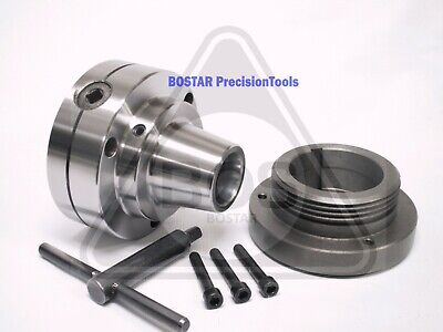 New List Sale Bostar 5c Collet Chuck With Semi-finished L-00 Back Plate
