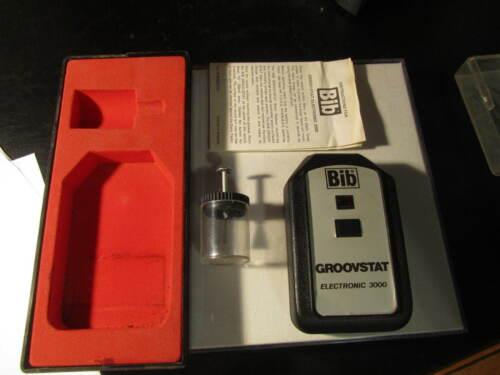 BIB Groov-Stat 3000 Original Vinyl Demagnetiser/Neutralizer Boxed