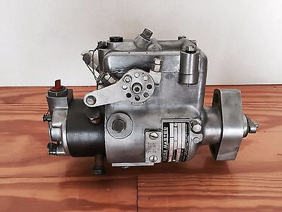 Teledyne Continental Motors Gd193 Industrial Engine Diesel Fuel Injection Pump