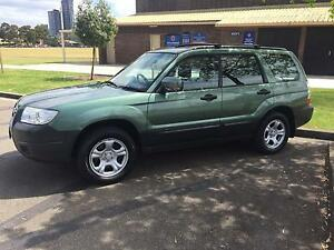 2006 SUBARU FORESTEWR AUTOMATIC Oatlands Parramatta Area Preview