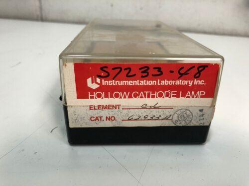 SP SCIENTIFIC PRODUCTS CD Ne CADMIUM NEON S7233-48 HOLLOW CATHODE LAMP