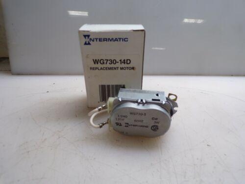 NEW Intermatic 125v Timer Clock Motor WG730-14D