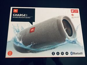 JBL charger 3 speaker Bluetooth wireless waterproof