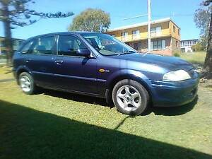 2000 Ford Laser Hatchback Taree Greater Taree Area Preview