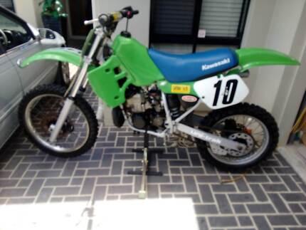 KX 250E REBUILT 1987 DIRTBIKE VMX RACER RARE
