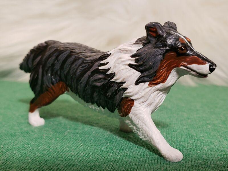Breyer Companion Animal Dog Blue Merle Shetland Sheepdog