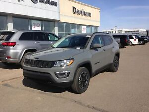 2019 Jeep Compass Upland Edition