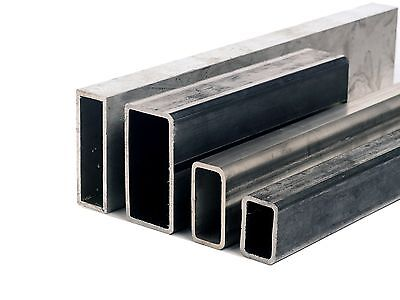4130 Chromoly Rectangle Steel Tube 2.00 X 1.00 X .125 X 12