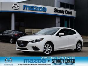 2015 Mazda Mazda3 GX B/T Keyless Push Start