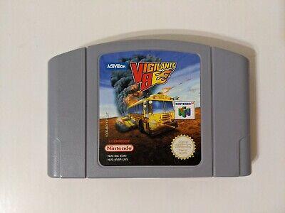 Vigilante 8 - Nintendo 64 N64 - PAL - Cartridge only