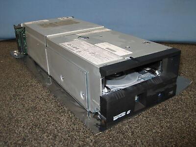 IBM LTO Ultrium 6 Fibre Channel Internal Tape Drive 39U3420 w. IBM 3588-F6A