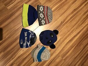 Boy 2-4yrs. Winter hat. North face and children's place brand.