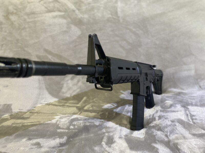 KWA KM4 AEG Airsoft rifle PTS