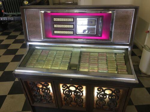 Rowe 1100 Series Jukebox