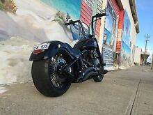 Harley Davidson FLSTFB Full Custom 23inch Front 240 Rear O'Connor Fremantle Area Preview