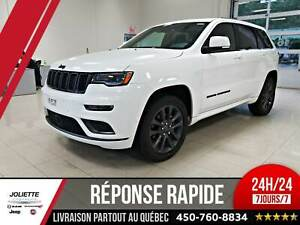 2018 Jeep Grand Cherokee Overland, HIGH ALTITUDE 4X4, CUIR, TOIT