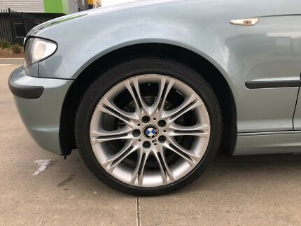 """18"""" Bmw m-sports 3 series FRONT wheels for sale. Caringbah Sutherland Area Preview"""