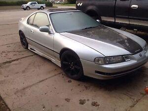 1995 HONDA Prelude SR. ***LOW KM***. H22A upgrade